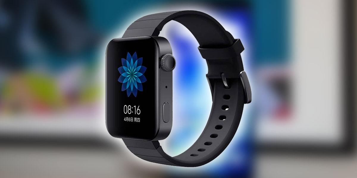 xiaomi mi watch caracteristicas precio