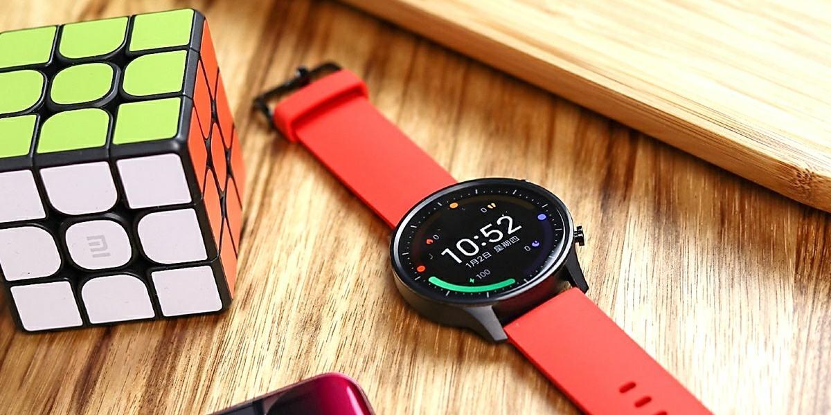 xiaomi mi watch color especificaciones precio