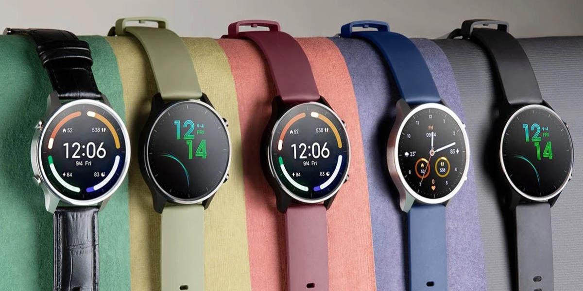 xiaomi mi watch smartwatch para natación barato