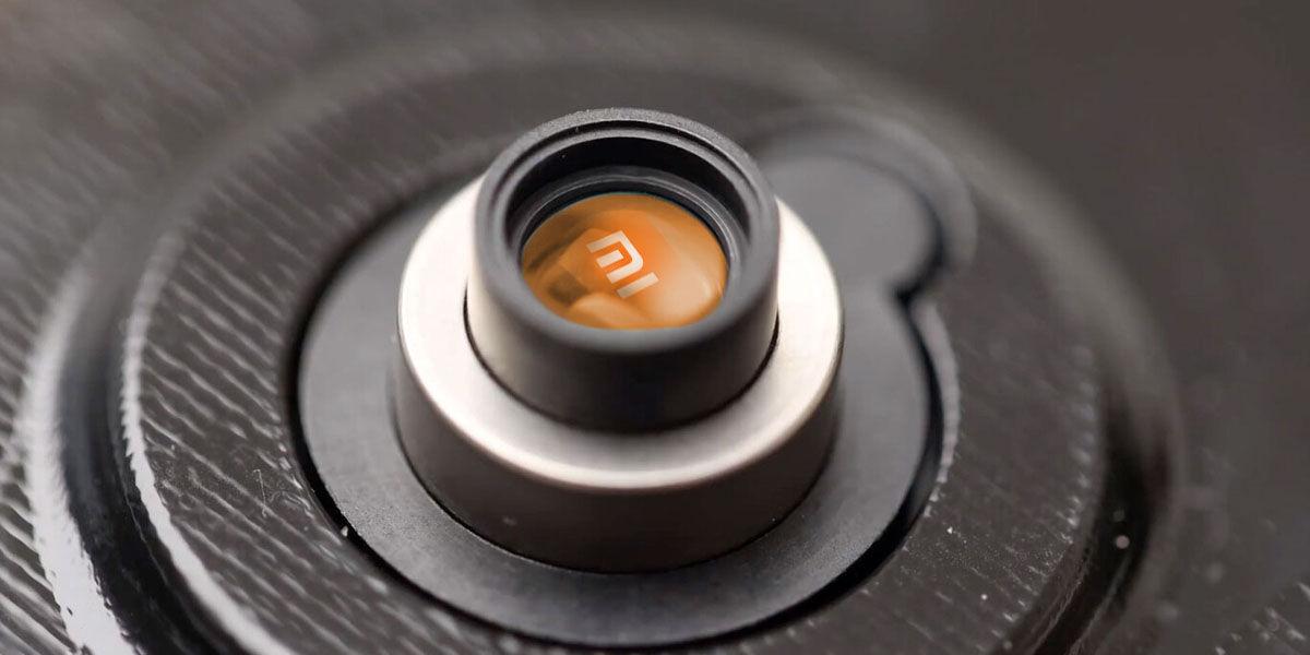 xiaomi movil lente telescópica