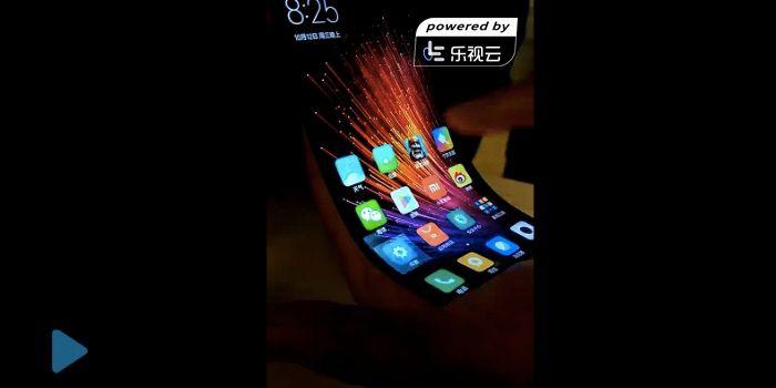 Xiaomi trabaja en un Smartphone con pantalla flexible ...