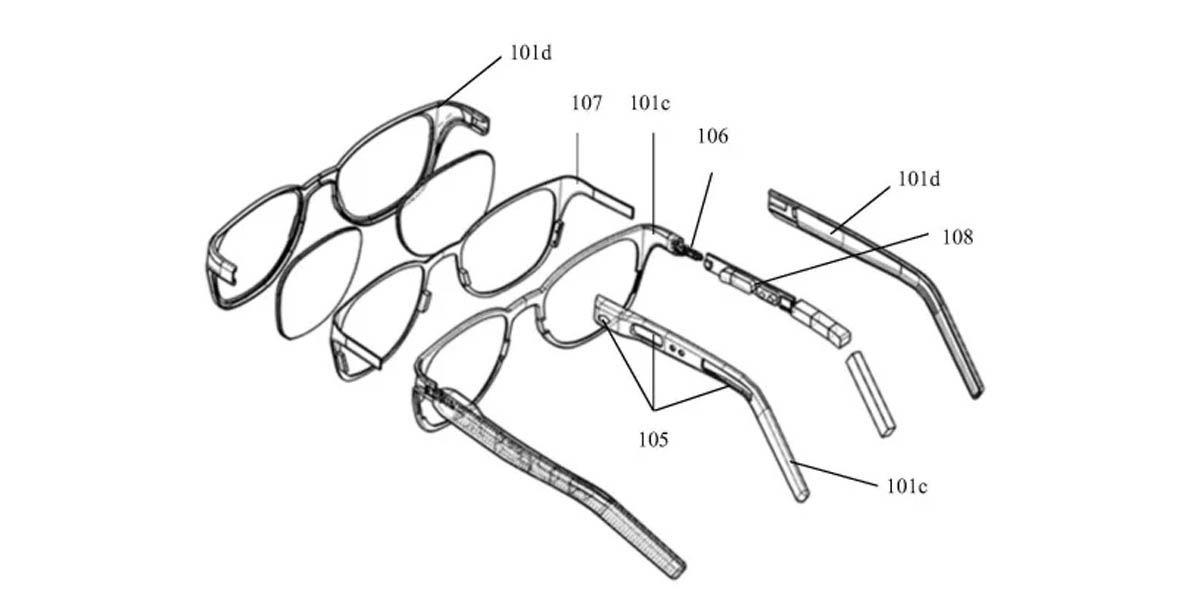 xiaomi patenta anteojos terapéuticos