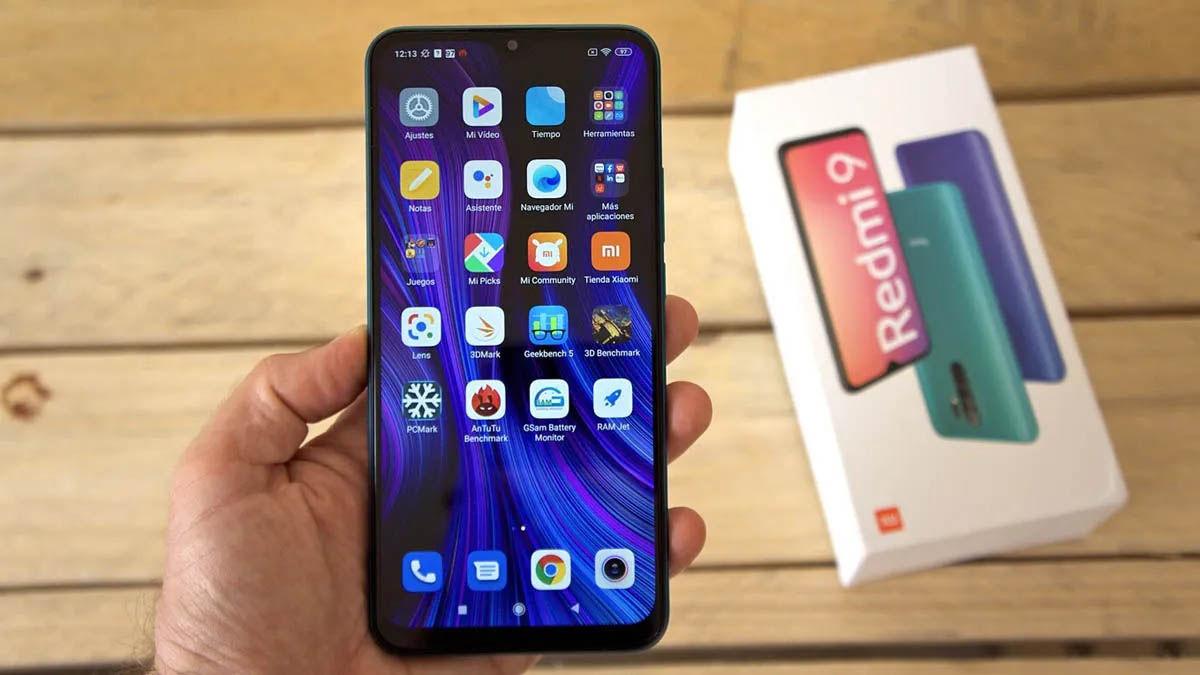 xiaomi redmi 9 mejor móvil por 150 euros