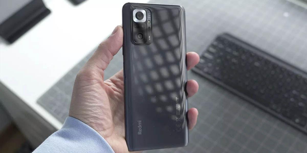 xiaomi redmi note 10 pro mejor smartphone chino balanceado
