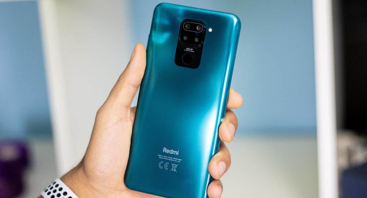 xiaomi redmi note 9s mejor cámara gama media android