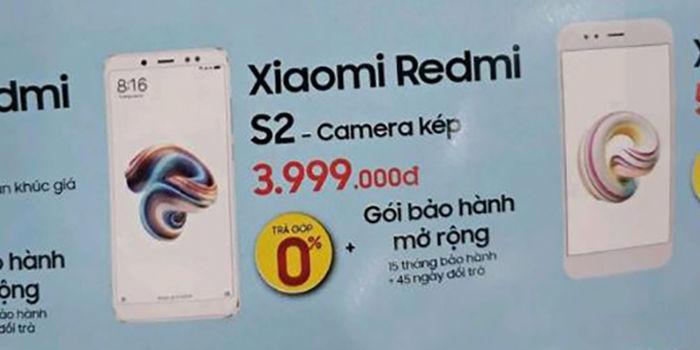 xiaomi redmi s2 filtrado tienda oficial