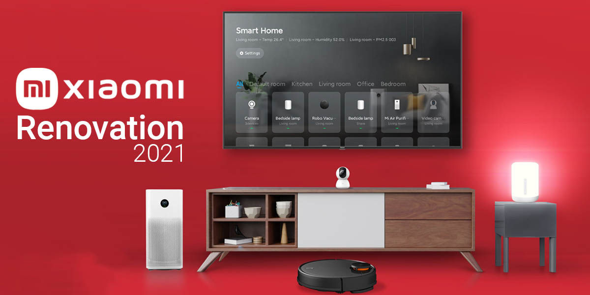 xiaomi renovation 2021 concurso smart home gratis