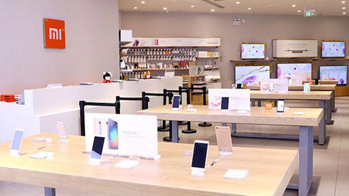 Xiaomi Store interior