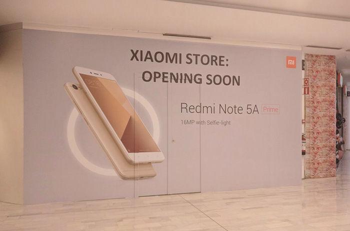 Apertura tienda Xiaomi La Vaguada