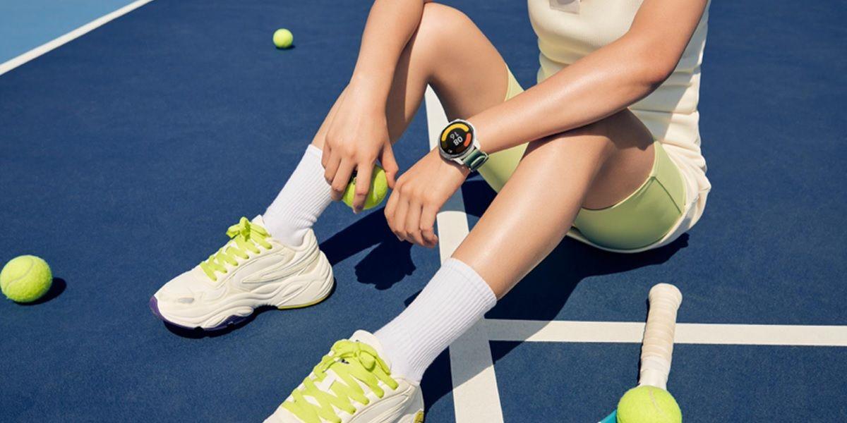 xiaomi watch color 2 deportivo