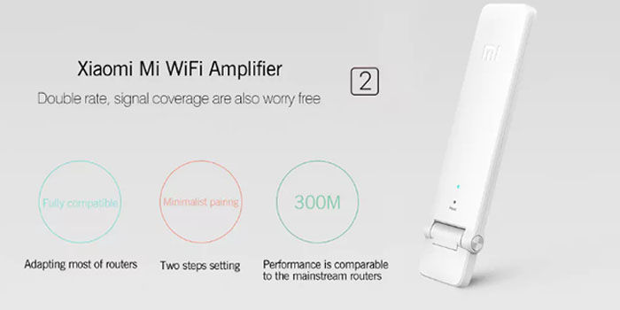 xiaomi wifi amplifier movil no lo encuentra solucion