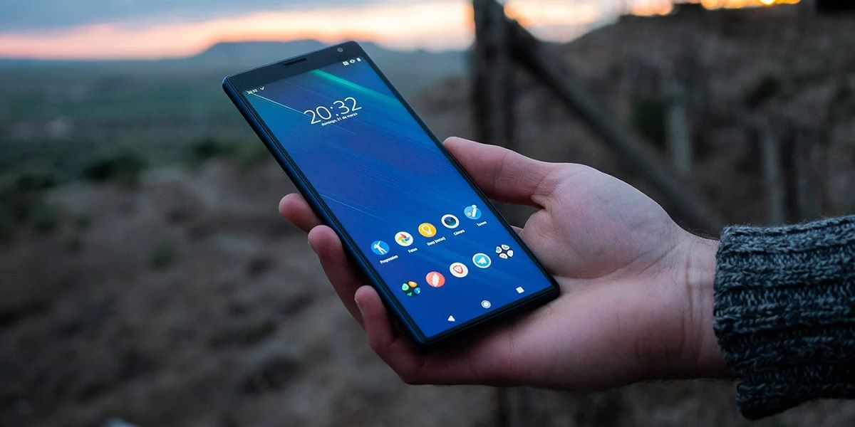 xperia 10 y 10 plus android 10
