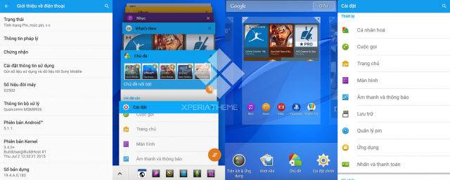 xperia c3 recibe android 5.1.1 Lollipop
