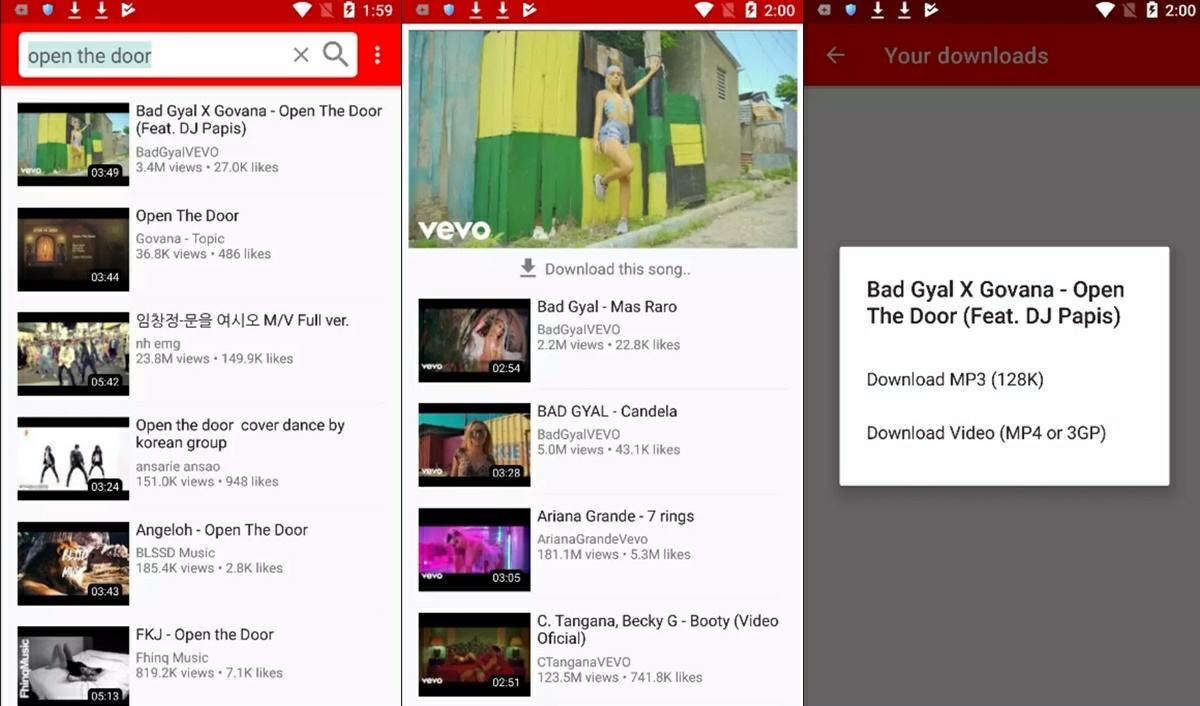 Estas Son Las 7 Mejores Apps Para Descargar Música De Youtube En Android Trucos Apple