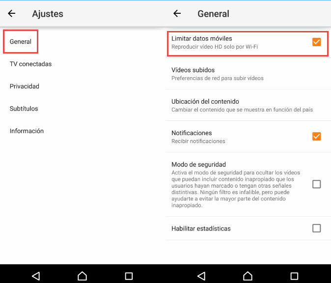 youtube android trucos y consejos2