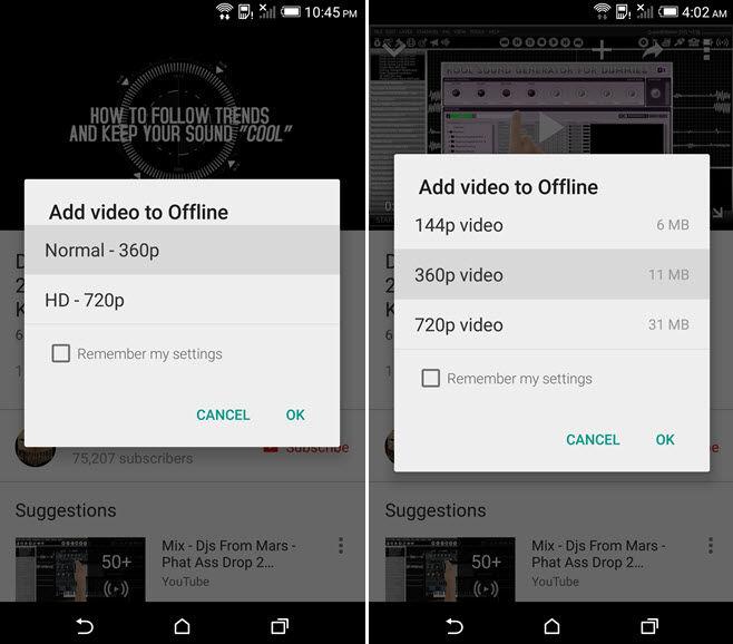 youtube permitira descargar videos1