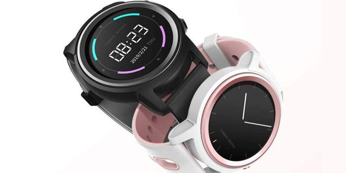 34d35bf7bf33 Yunmai lanza un smartwatch con GPS y pantalla AMOLED