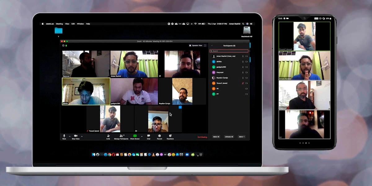zoom plataforma de videollamadas más popular de 2020