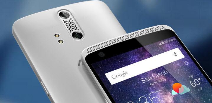 zte axon phone presentado en julio1